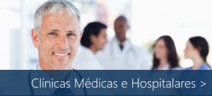 Clínicas Médicas e Hospitalares